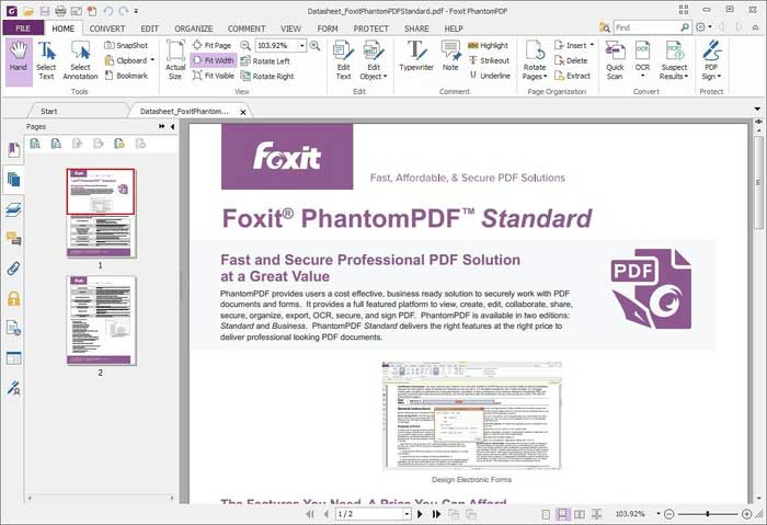 add pages to foxit pdf