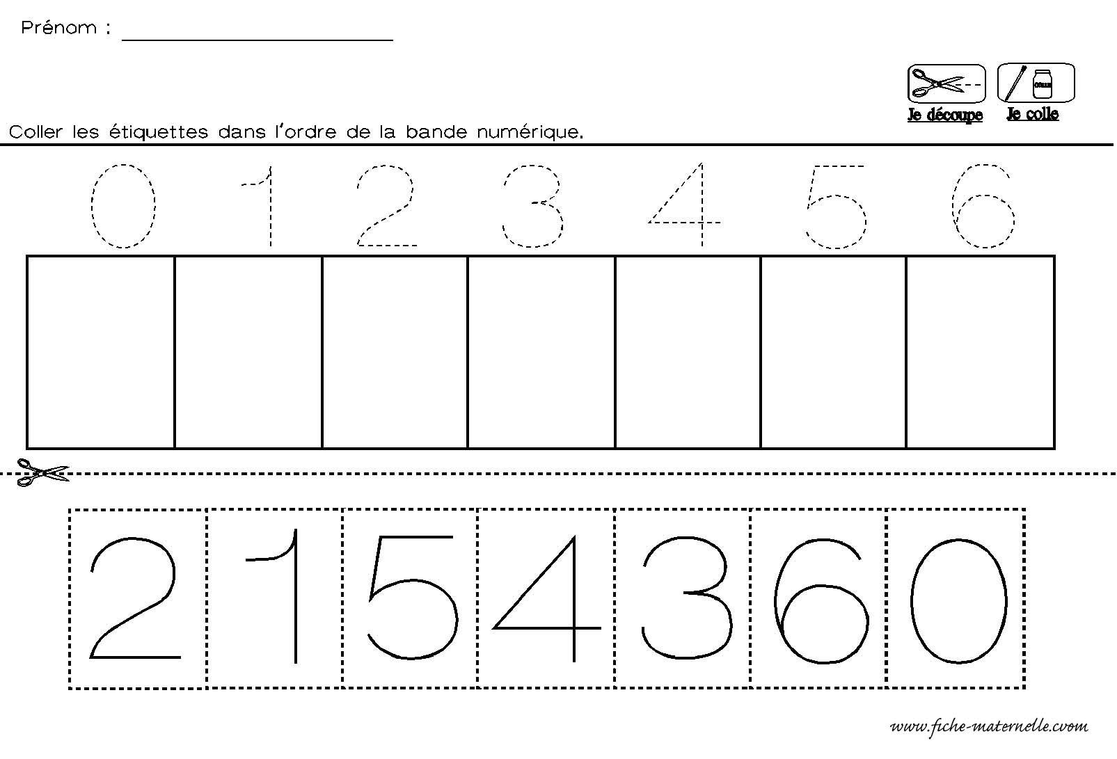 exercice maternelle moyenne section pdf