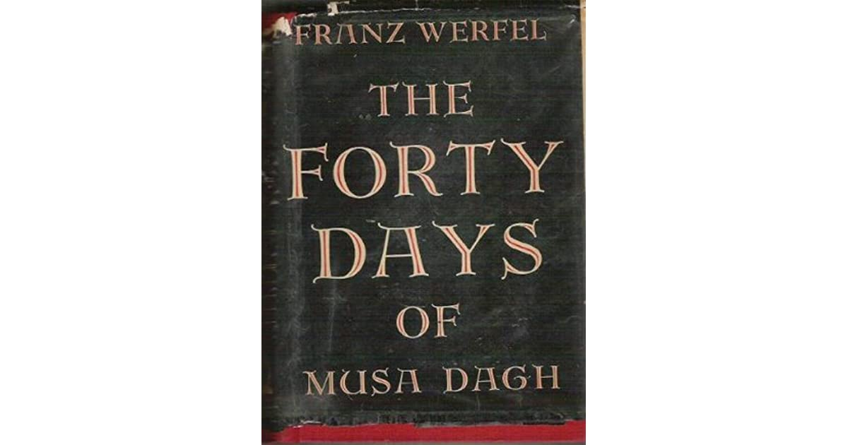 the forty days of musa dagh pdf
