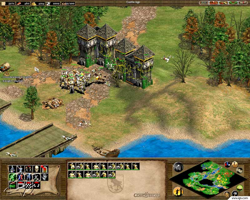 age of empires 2 strategy guide the conquerors